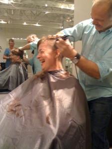 Head Shaving