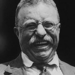 teddy roosevelt laughing